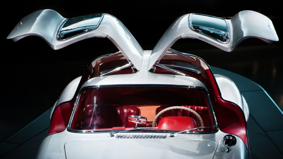 Mercedes-Benz SL W198 Gullwing