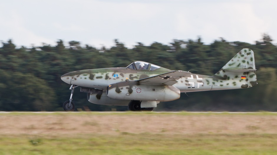 Messerschmitt Me 262 replica (Messerschmitt foundation)