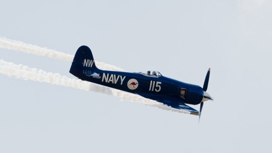 Hawker Sea Fury FB 10 (F-AZXJ, cn 37733)