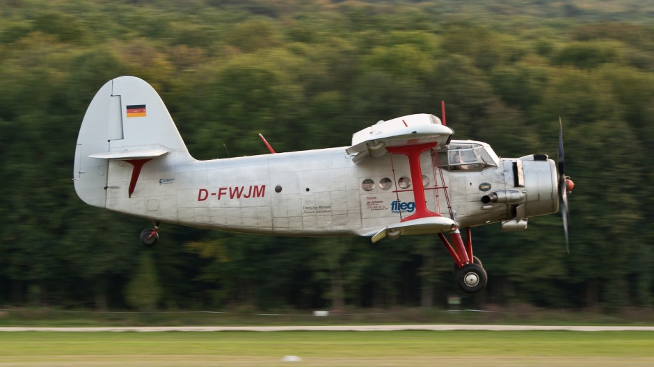 Freunde der Antonov - Antonov (PZL-Mielec) An-2TD (D-FWJM, cn 1G166-38) at OTT11