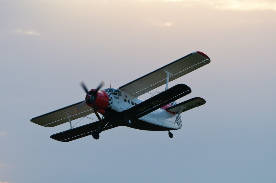 Heritage of Flying Legends - Antonov (PZL-Mielec) An-2T (OK-XIG, cn 1G98-70)