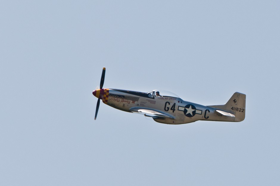 North American P-51D Mustang (F-AZSB, 411622/G4-C, cn 122-40967) at OTT11