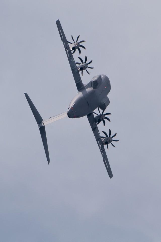 Airbus A400M (reg. F-WWMZ, c/n 006)