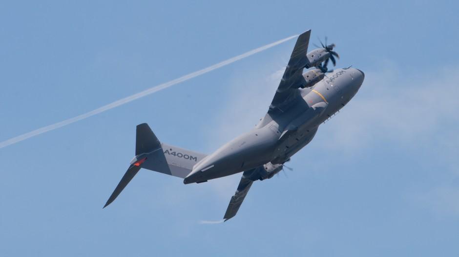 Airbus A400M (reg. F-WWMS, c/n 003)