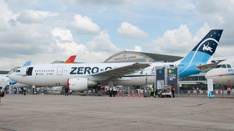 CNES Airbus A300 Zero-G