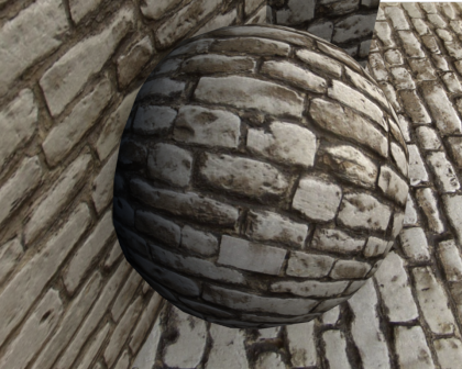 without parallax mapping