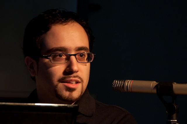 Francesco Faranna on BlenderDay 2011