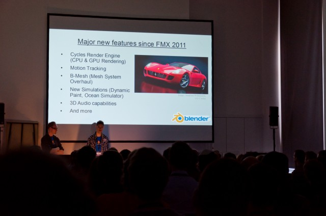 Cycles and other news: FMX 2012